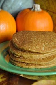 Pumpkin Pancakes 10-08 006
