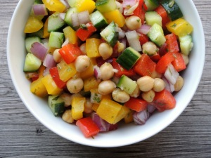 Mediterranean-chopped-salad