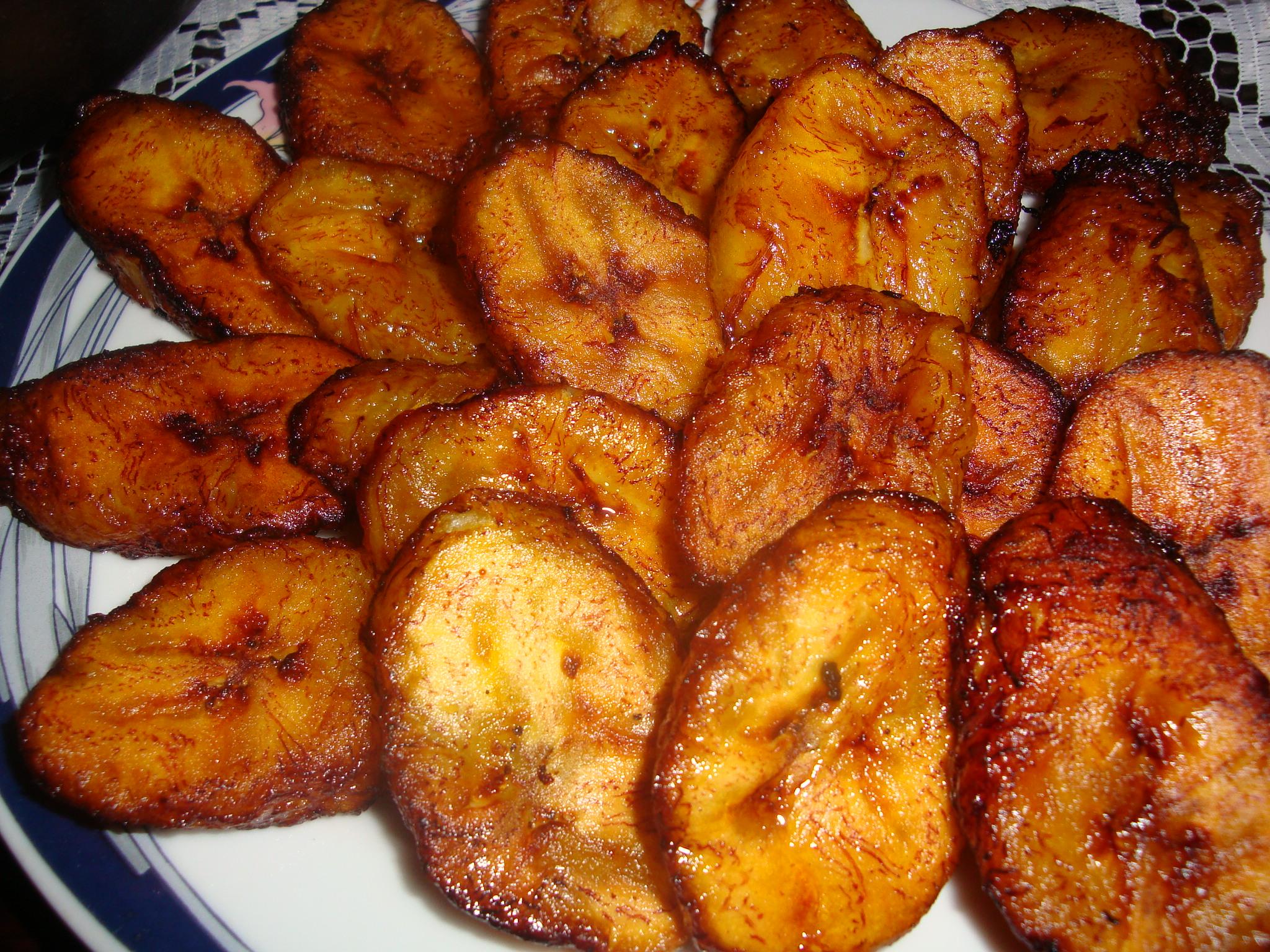 Cuban Food Recipes Plantains